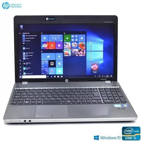 Notebook hp intel i5 2ª/3ª geração 8gb hdd com garantia
