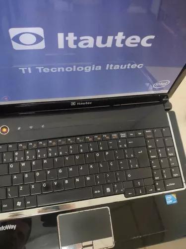 Notebook i7 itautec 2.67 com 8gb m