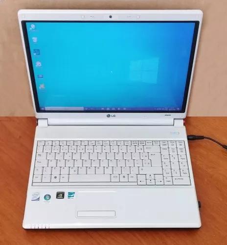 Notebook lg r510 com placa geforce - leia descrição