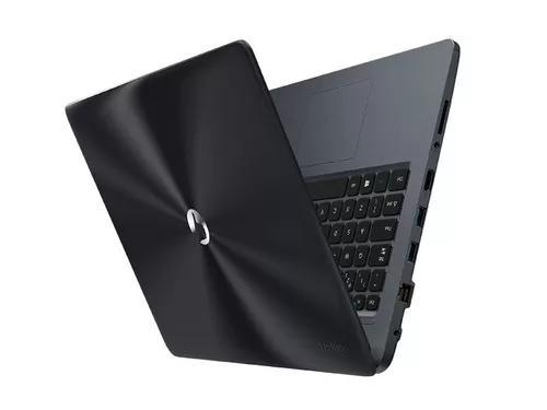 Notebook positivo master intel n40i- 4gb- ssd 32 gb