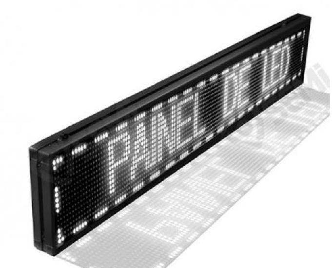 Painel de led 100x20 cm