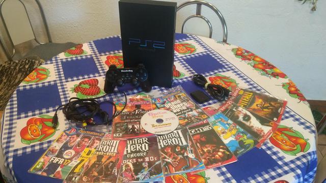 Playstation 2 fat desbloqueado