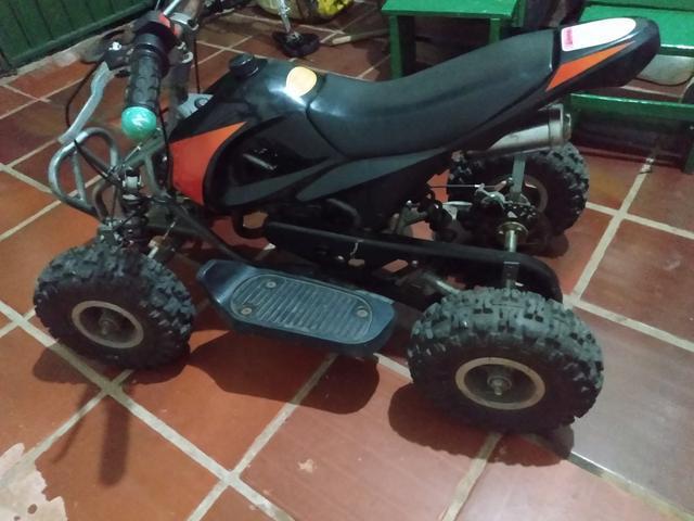 Quadriciclo 49 cilindradas