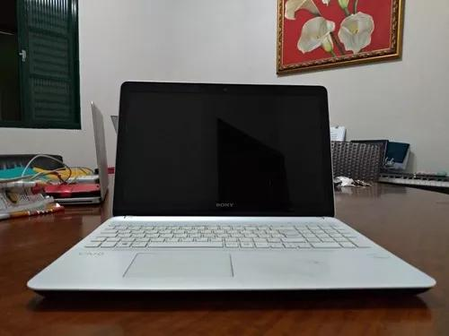 Sony vaio intel core i5, 750gb, 4gb de ram