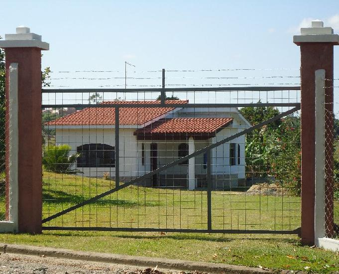 Vendo chácara c casa distrito do porto-capela do alto