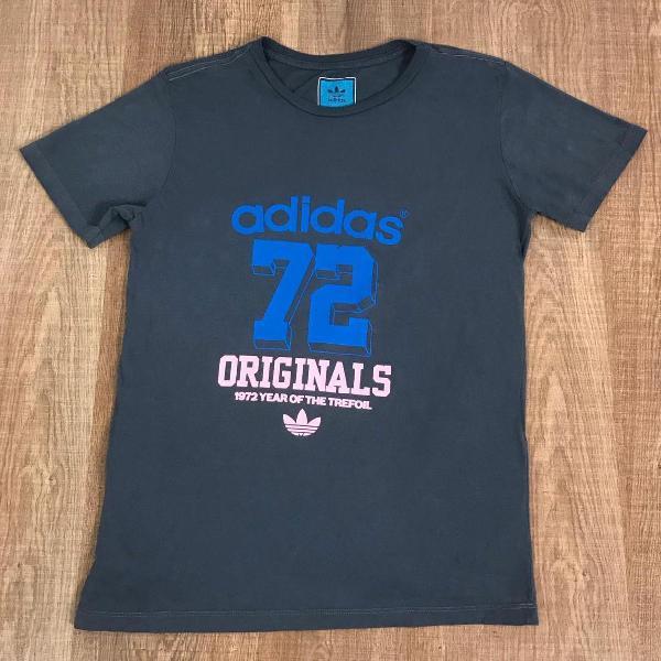 Adidas camiseta masculina estampada