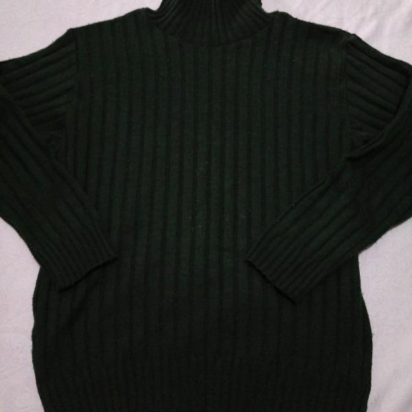 Blusa verde exercito masculina g