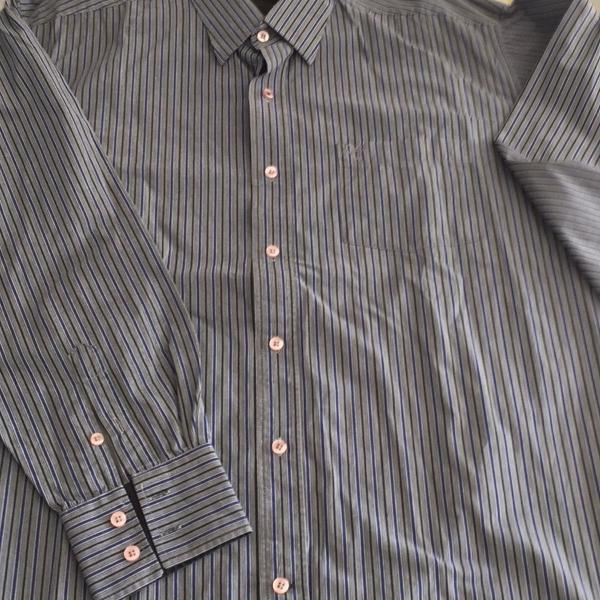 Camisa listrada astl