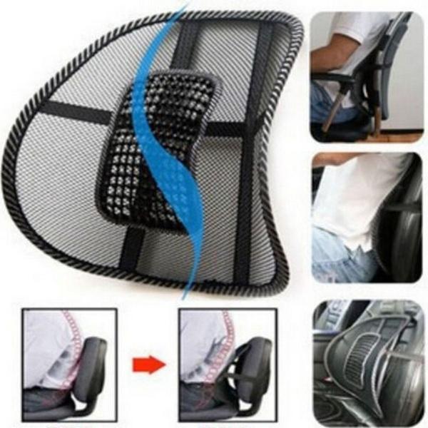 Encosto lombar carro cadeira banco apoio corretor postura