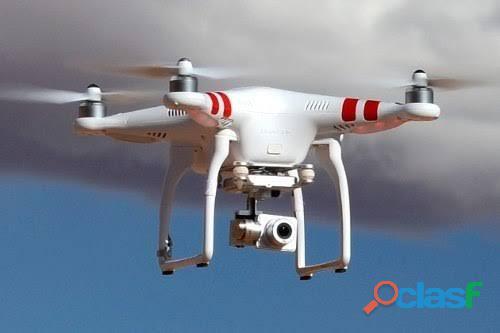 Filmagem Aéreos com drone