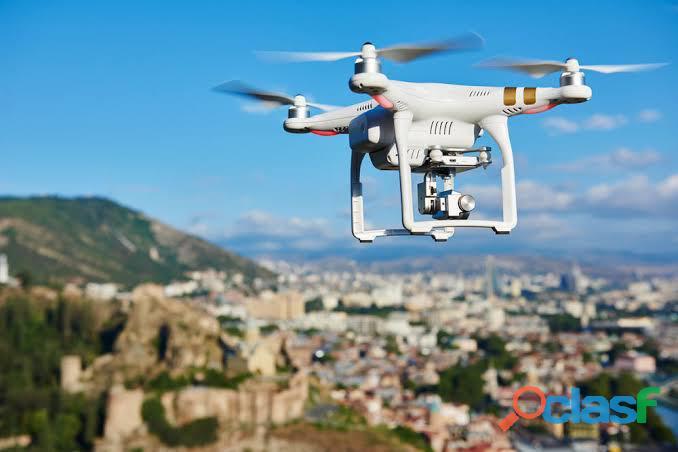 Filmagem Aéreos com drone 1