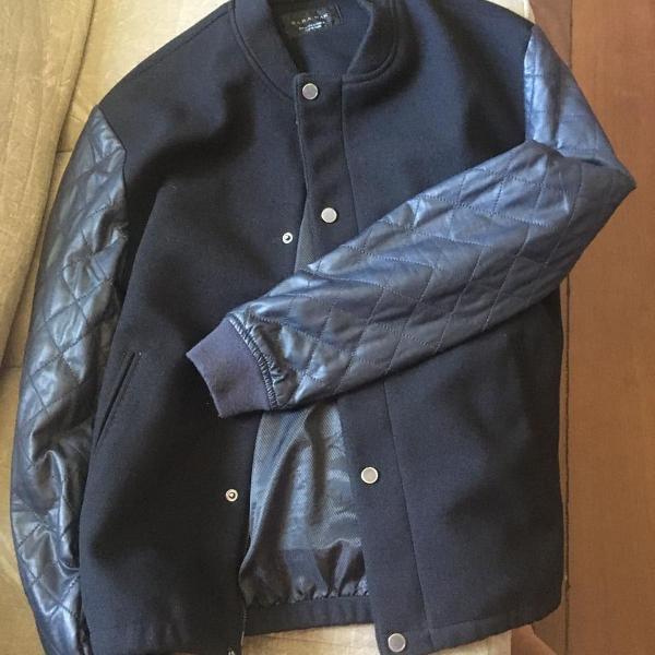 Jaqueta/casaco esporte fino