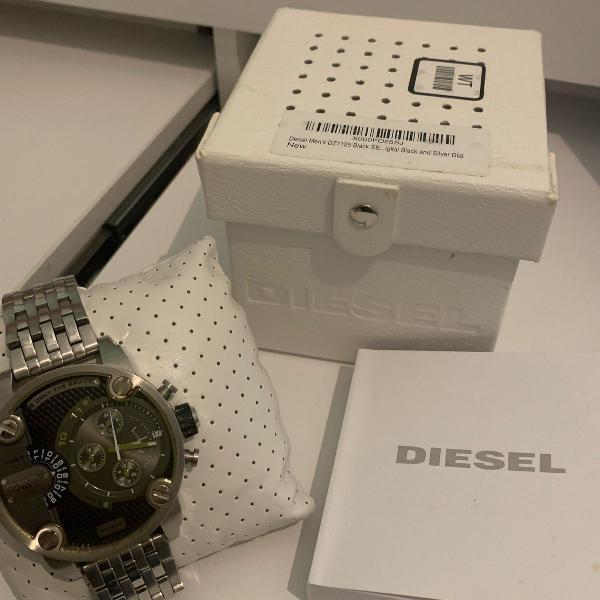 Relógio masculino diesel dz 7125