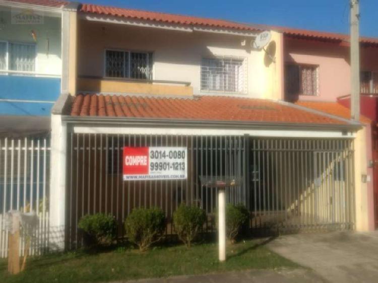 timo Sobrado, 3Q/Suíte, 2Vagas, 98m² úteis, Pinheirinho