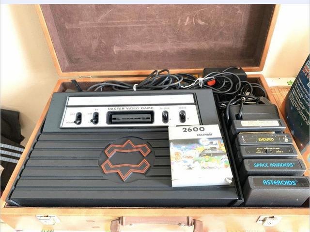 Atari dactar maleta hermes macedo