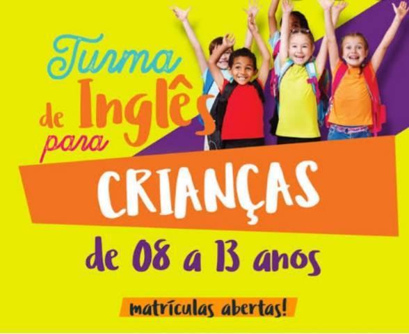 Aula de inglês online infantil
