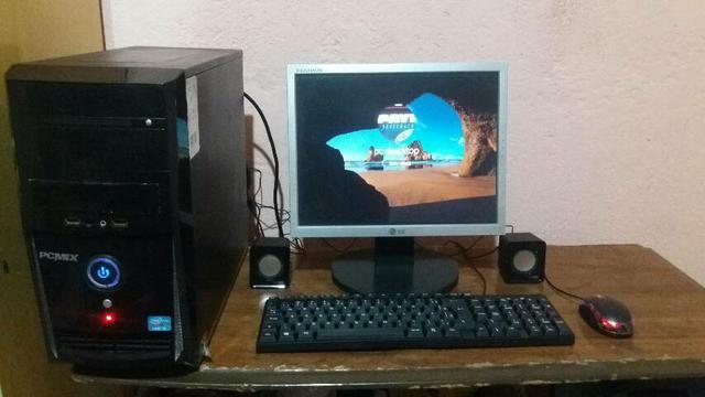 Computador completo/g2020/ram 8gb/(ler)