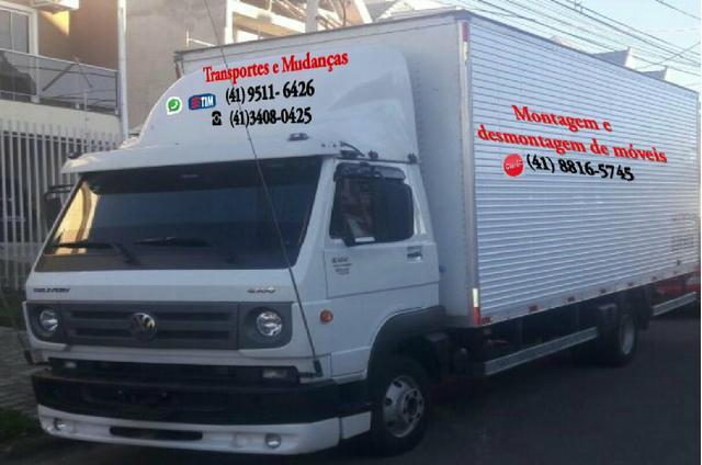Fretes mudanças viagem desmontagens e montagem de móveis *