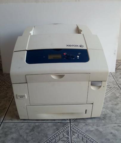 Impressora xerox colorqube 8870 venda no estado (leia a