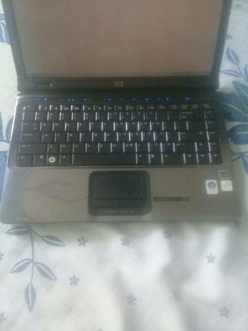 Notebook hp dv 2000 - excelente e conservado