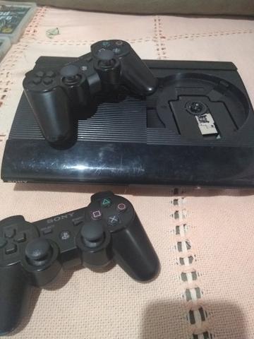 Playstation 3. 500gb hd