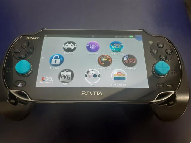 Ps vita playstation desbloqueado