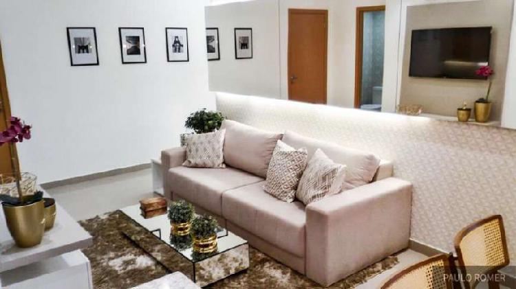 Apartamento 2 quartos/suites no setor bueno - brava bueno