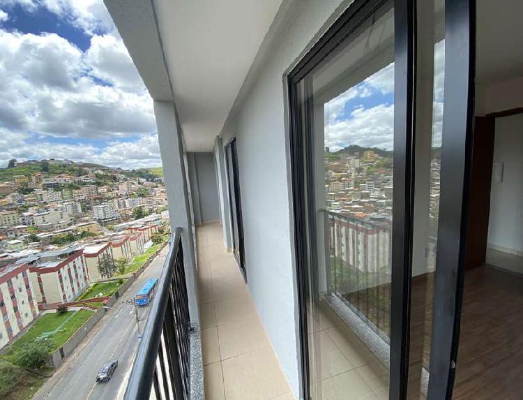Apartamento 2 quartos novo para aluguel no bairro manoel