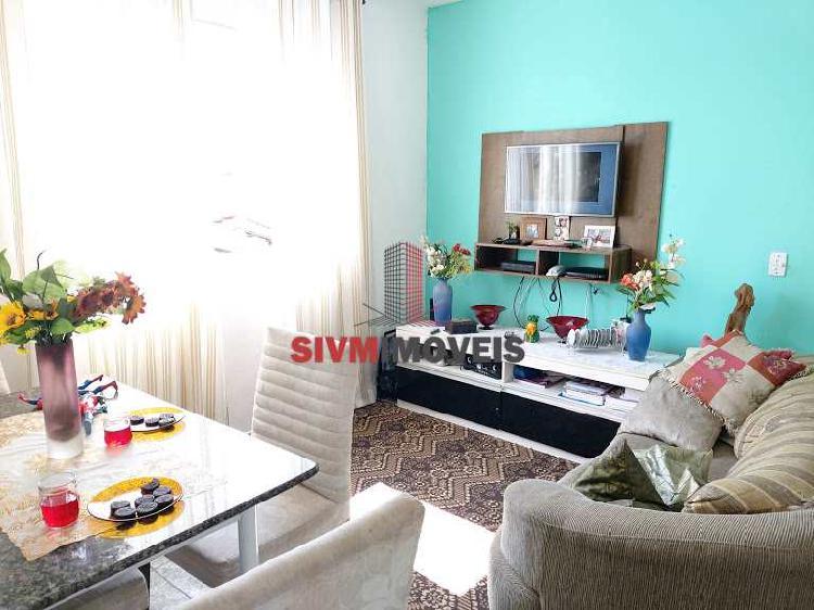 Apartamento com 1 dorm, aviação, praia grande - r$ 140