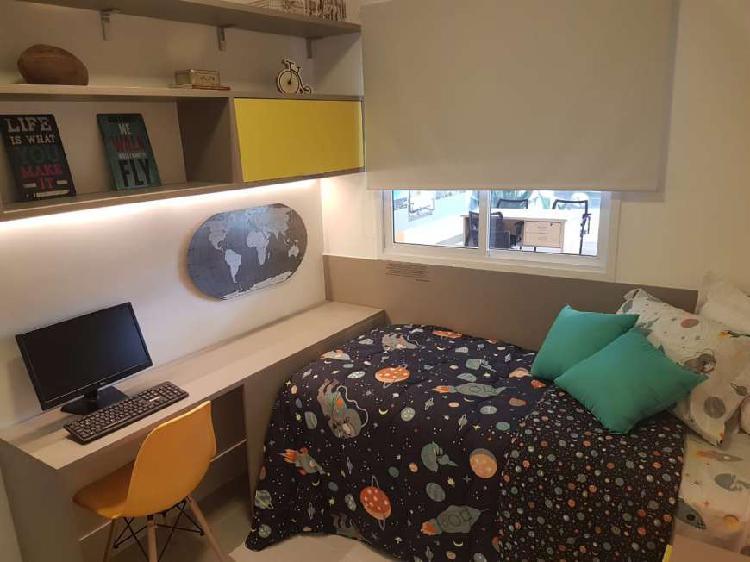 Apartamento em Nova Iguaçu, 2 quartos, suíte, cozinha