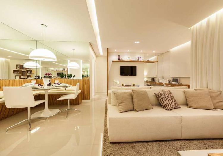 Apartamento para venda possui 61 metros quadrados com 3