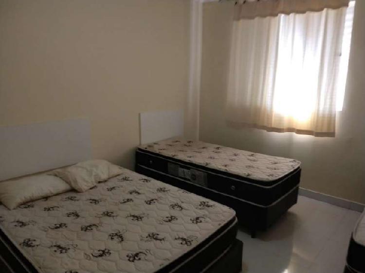 Apartamentos para aluguel em vila mathias - santos - são