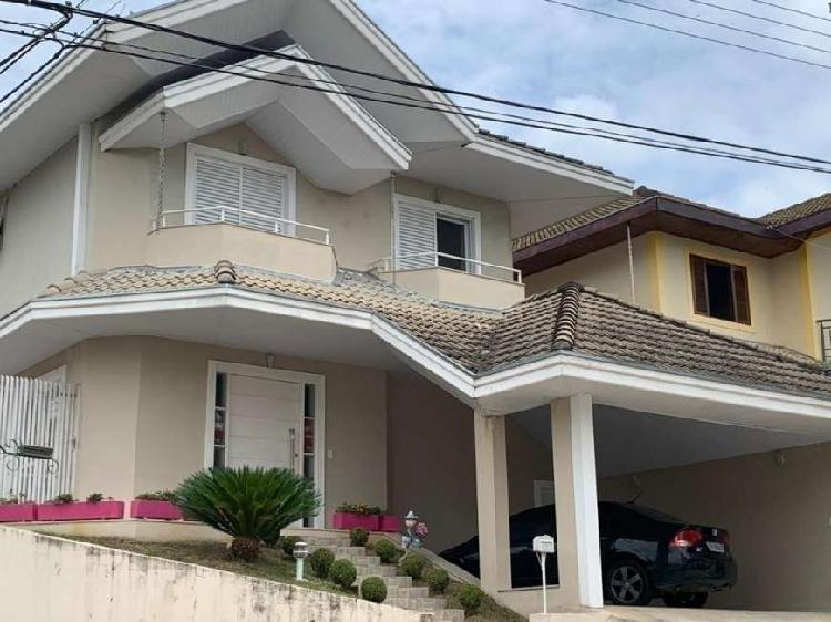 Casa em urbanova - 5 dormitorios, 4 suites, duas vagas