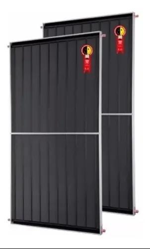 Placa coletor solar linha ambient inox komeco 1.5m