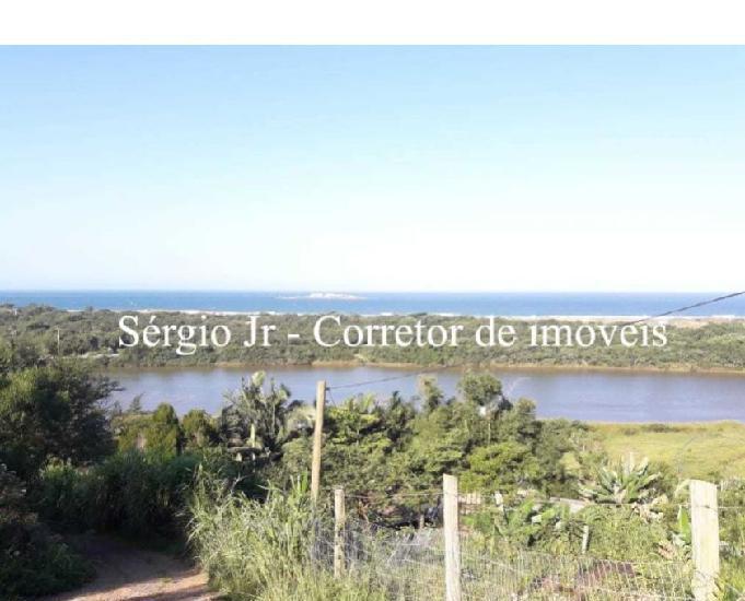 Terreno com 900m² e vista para o mar - garopaba