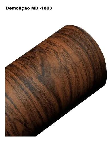 Vinil adesivo madeiras envelopamento moveis 1,22 m x 1 m