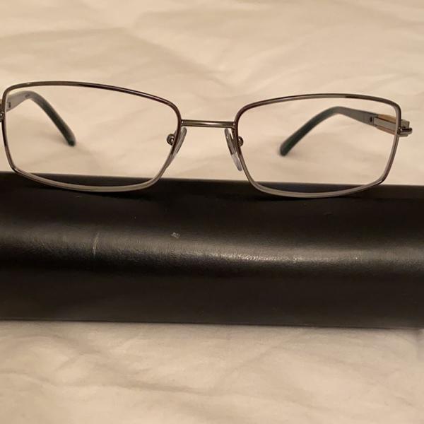 Armação óculos se grau masculina nunca usada búlgaro