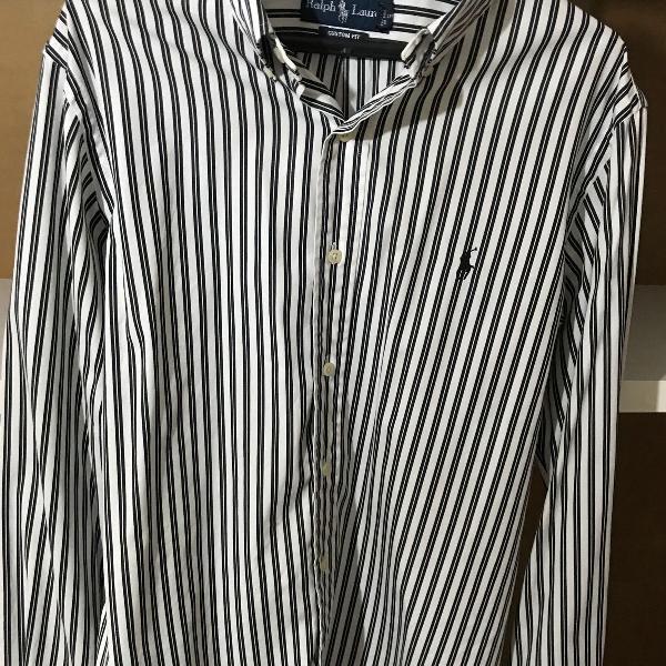 Camisas ralph lauren, hollister e tommy tamanho p