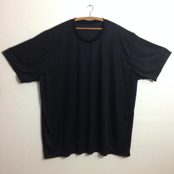 Camiseta preta dri fit g3