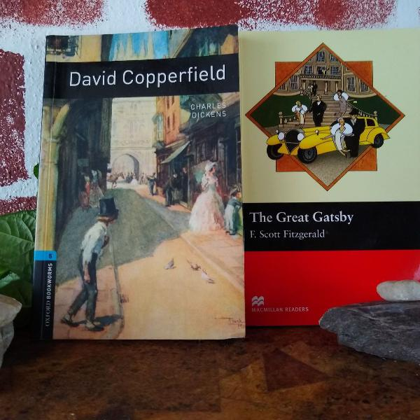 David copperfield - the great gatsby