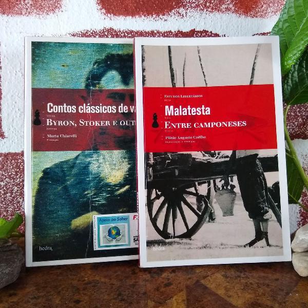 Entre camponeses & contos classicos de vampiro
