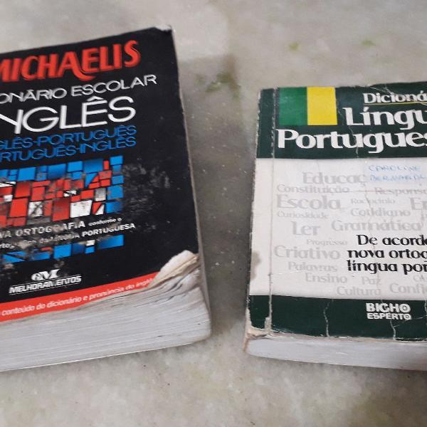 Kit dicionários