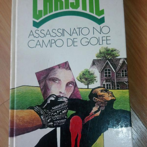 Livro assassinato no campo de golfe de agatha christie