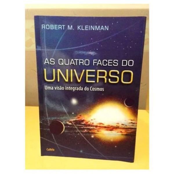 Livro físico as quatro faces do universo robert m kleinmann