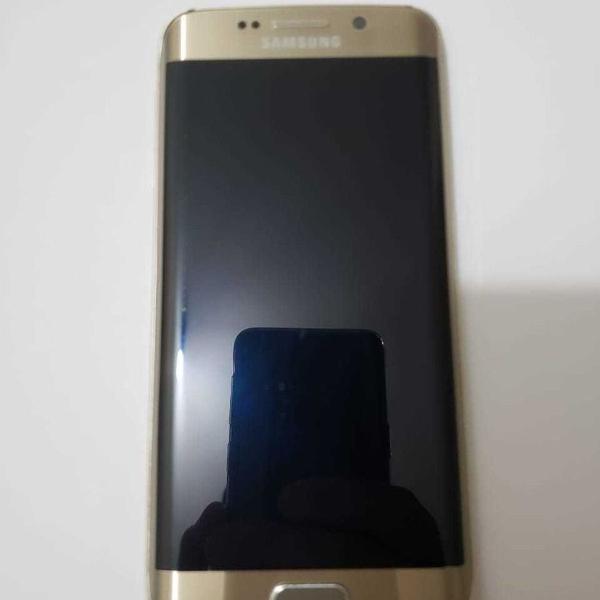 Samsung s6 edge 64gb dourado