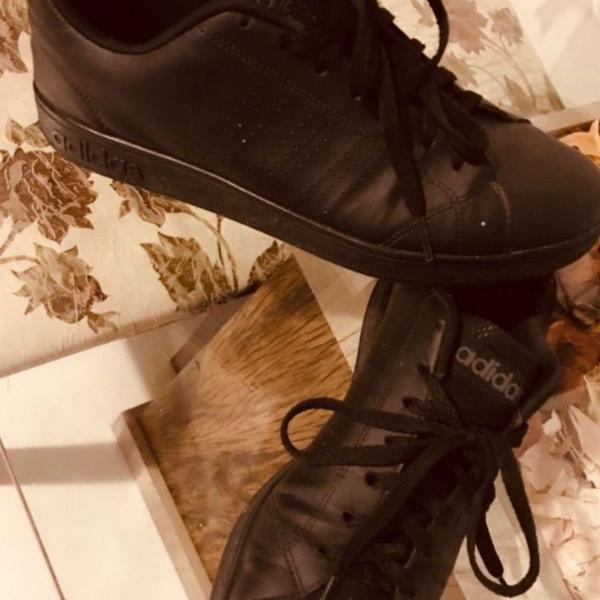 Tênis adidas all black zero