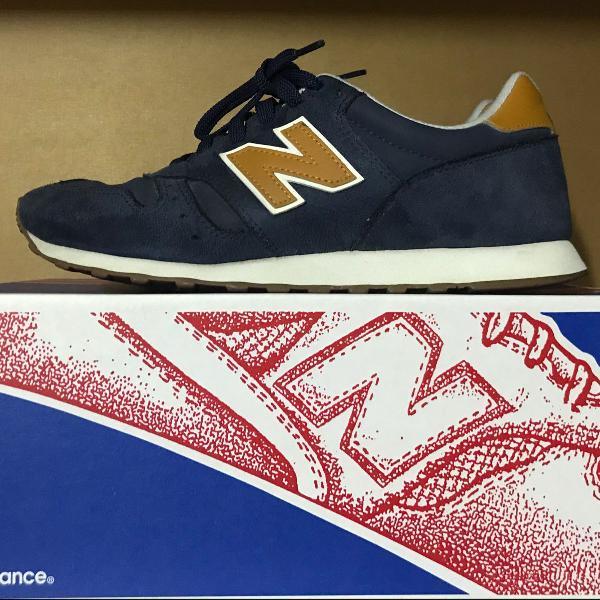 Tênis new balance 373 azul tamanho 40 original