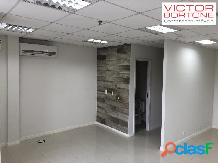 2 salas juntas 84 m² helbor concept office mogi shopping