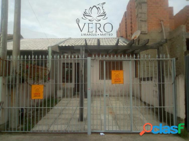 Casa com 2 dorms em cachoeirinha - parque da matriz por 215 mil à venda