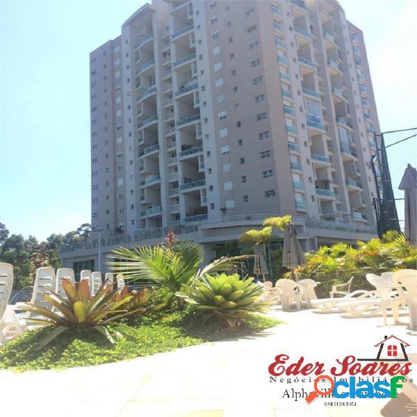 Apartamento com três suítes para Venda no Condomínio Premium Tambore 2
